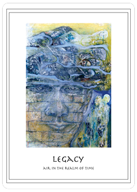 Legacy Card, Air in the Realm of Time